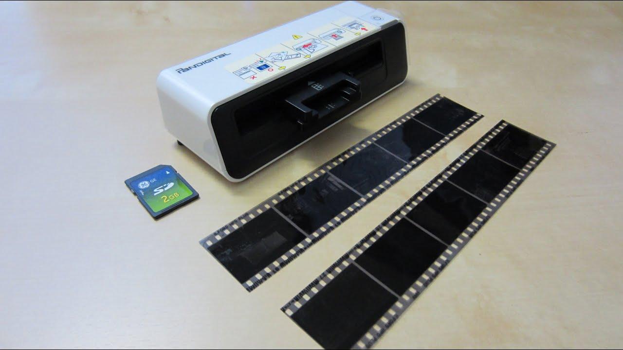 Unboxing Pandigital Photo Scanner Youtube