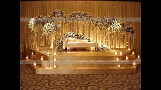 25 Awesome Indian Wedding Stage Decoration Ideas