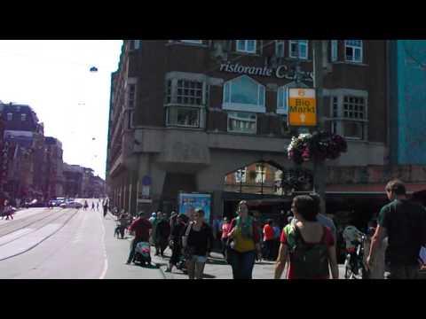 SIGHTSEEING TOUR MUNTPLEIN AMSTERDAM, THE NETHERLANDS