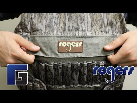 Rogers Elite 3in1 Insulated Breathable Waders