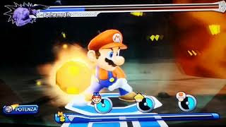 Mario Sports Mix - Come sconfiggere Behemoth