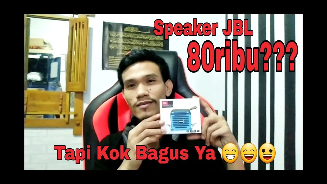 Review Speaker Bluetooth Jbl T5 S Fake Youtube
