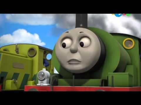Томас и его друзья 17 Сезон. Серия 2. Новый облик Скраффа