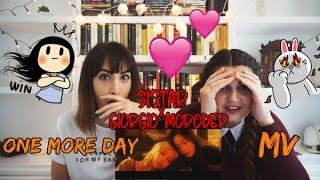 SISTAR (씨스타), Giorgio Moroder - One More Day MV REACTION ~Andie & Carlie~