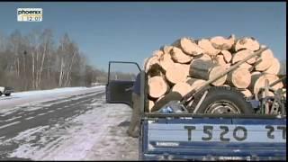 Russlands eisige Trasse   10 000 Kilometer auf der Transkontinentalen Doku über Russland Teil 1