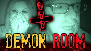(𝐖𝐀𝐑𝐍𝐈𝐍𝐆) EXTREME POLTERGEIST HAUNTING In Demon Room 666 (Do NOT Sleep ALONE in this Room)