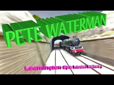 Pete Waterman's Leamington Spa Model Railway THE MOVIE HD