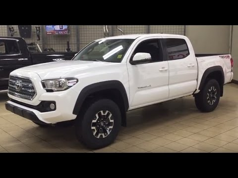 2017 tacoma trd off road w premium tech package in d doovi. Black Bedroom Furniture Sets. Home Design Ideas
