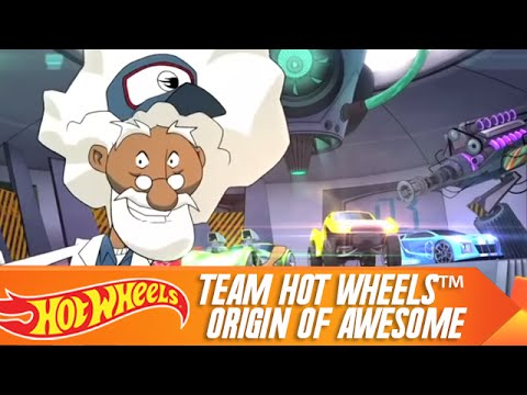 Team Hot Wheels™ The Origin of Awesome  Hot Wheels