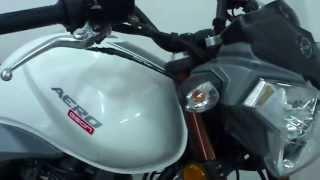 Мотоцикл Geon Aero 200  | Видео Обзор  | Обзор от  Mototek