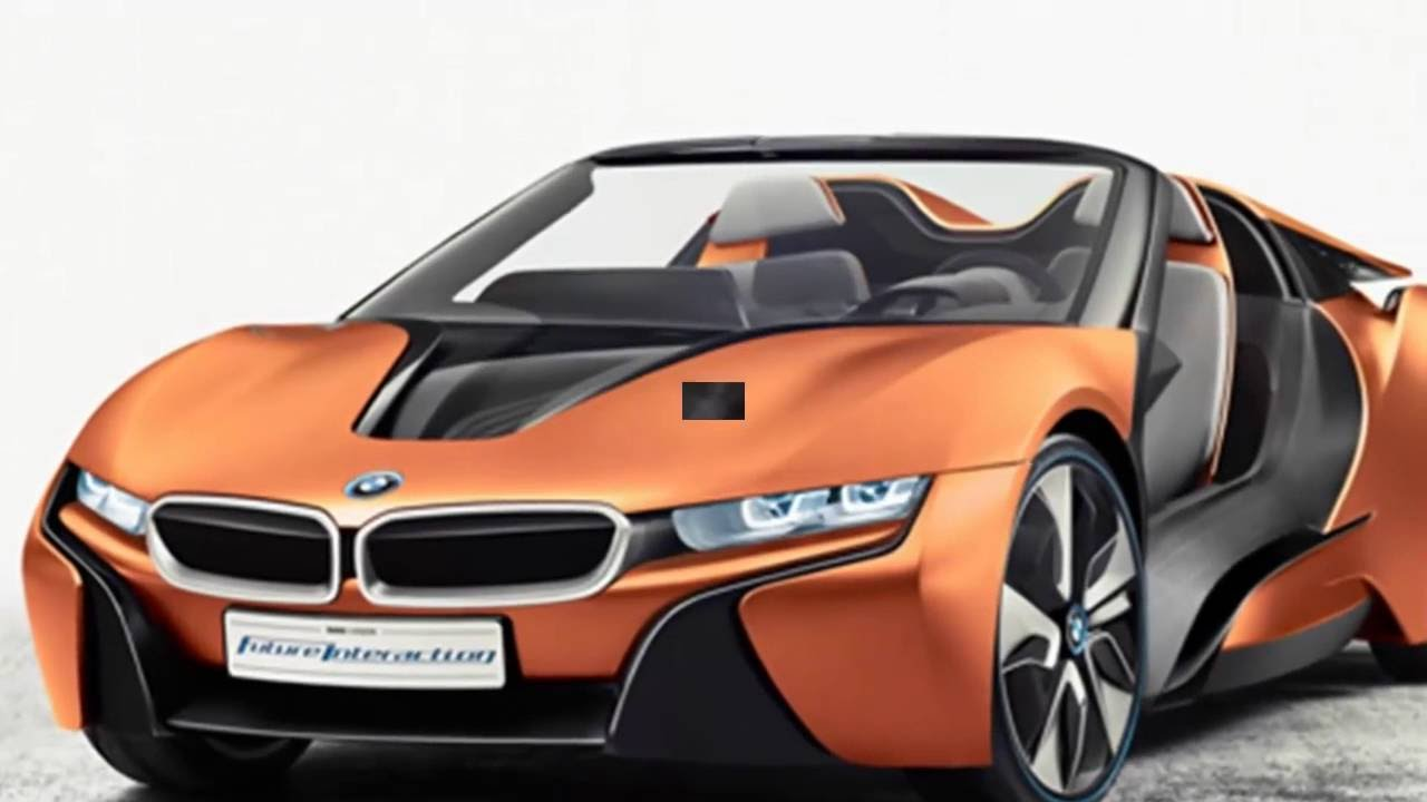 Limited Edition Bmw I8 To Be Launched In 2017 Youtube