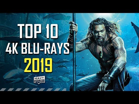 The Top 10 4k Blu-Ray Movies For Newbies (2019 List) & The BEST Projector Review | Benq W2700