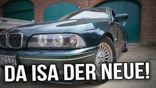 DA ISA DER NEUE - BMW E39 FL 540i Limo