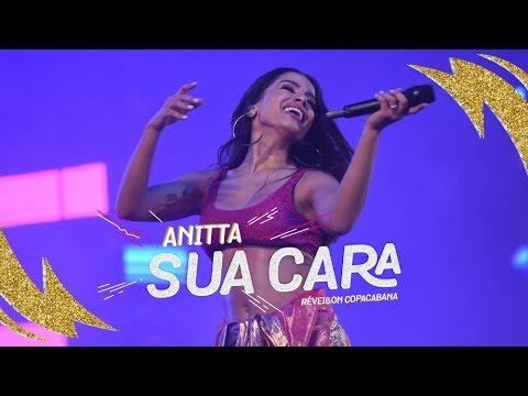 Anitta - Sua Cara  Réveillon Copacabana