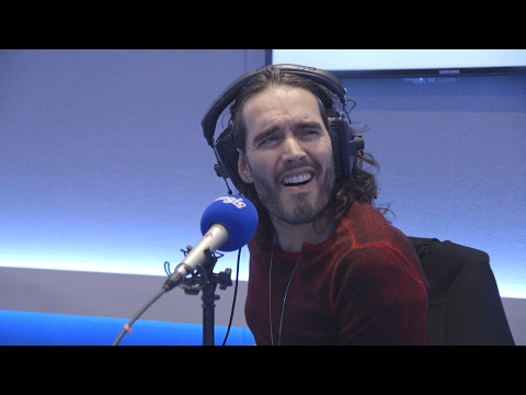 Russell Brand Gets A Surprise From A Listener  Magic Radio