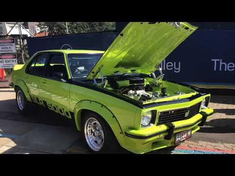 Show Cars Melbourne Car Show Moonee Valley Victoria Australia