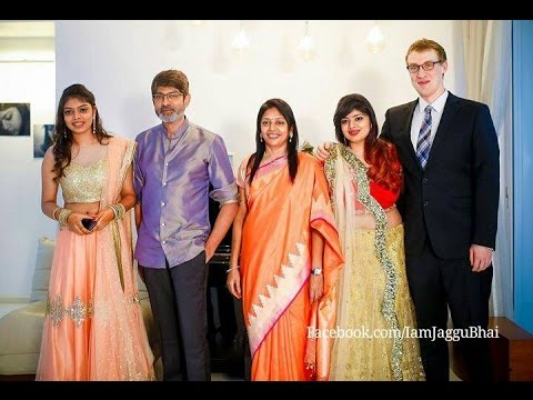 Actor Jagapati Babu Family Unseen video - YouTube