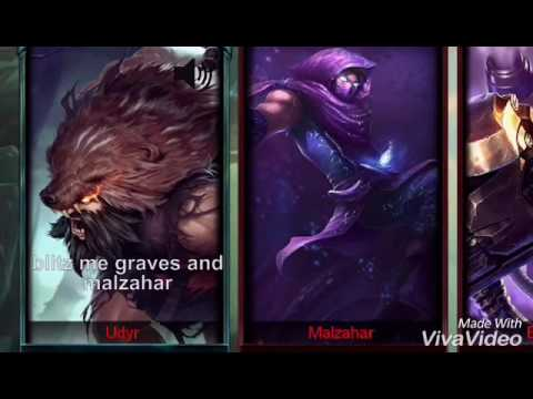 If League Of Legends Had A Voice Chat