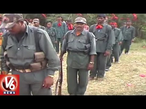 Police Starts Combing In Maoist Grip Areas Ahead Of Liberation Week | V6 News