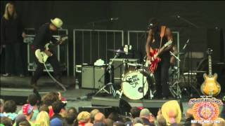 "Gary Clark Jr. - ""Third Stone From The Sun"" (Jimi Hendrix cover) - Mountain Jam VIII 6/1/12"
