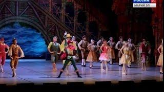АРТ-Мари –  «Чиполлино» на сцене театра оперы и балета им.Э.Сапаева.