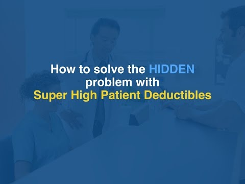 How to Handle High Deductible Patients - Full Training Video