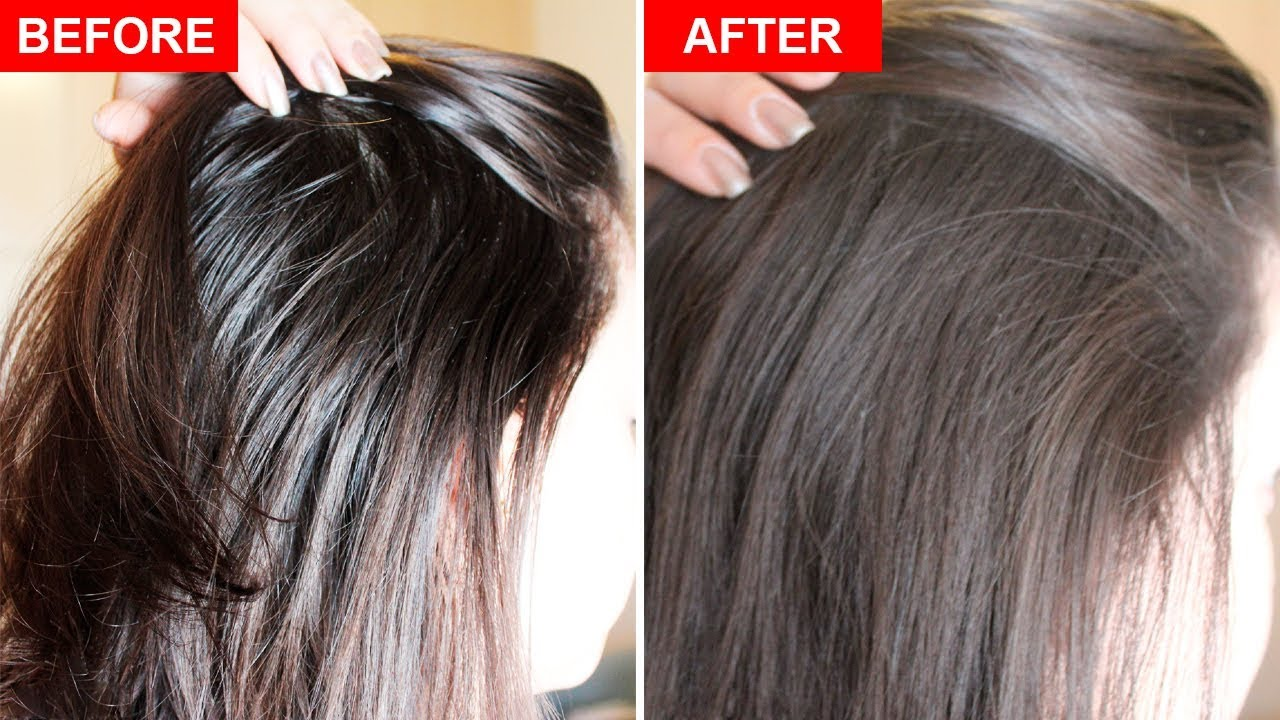 How To Fix Greasy Hair Naturally