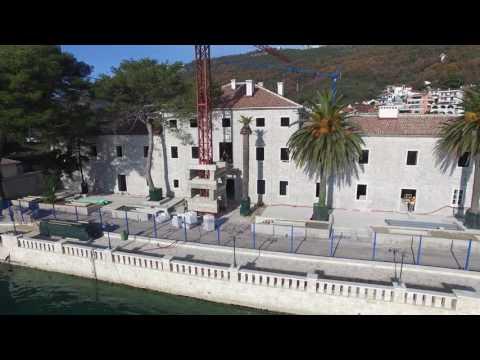 LAZURE Marina & Hotel Montenegro 10.07.17