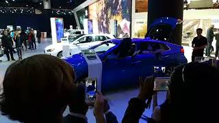 Hyundai Game Show at the LA Auto Show 2017 #agirlsguidetocars