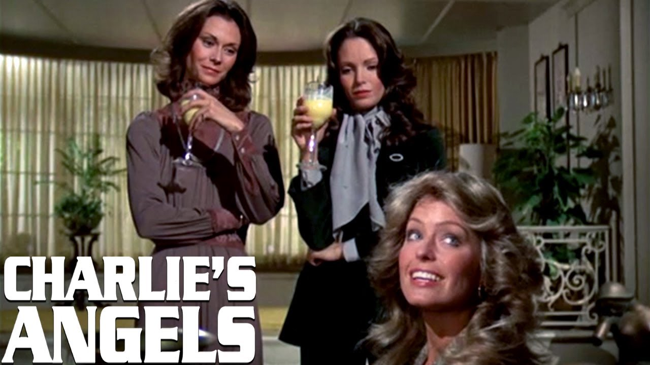 First 5 Minutes of Pilot Episode   Charlie's Angels