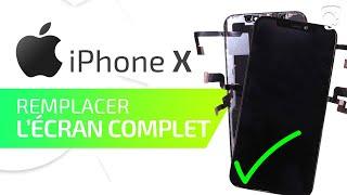 Tutoriel iPhone X : remplacer l