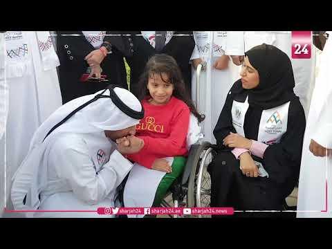 e9e5f3568  عبدالله بن سالم القاسمي يشارك في فعالية نمشي معاً 