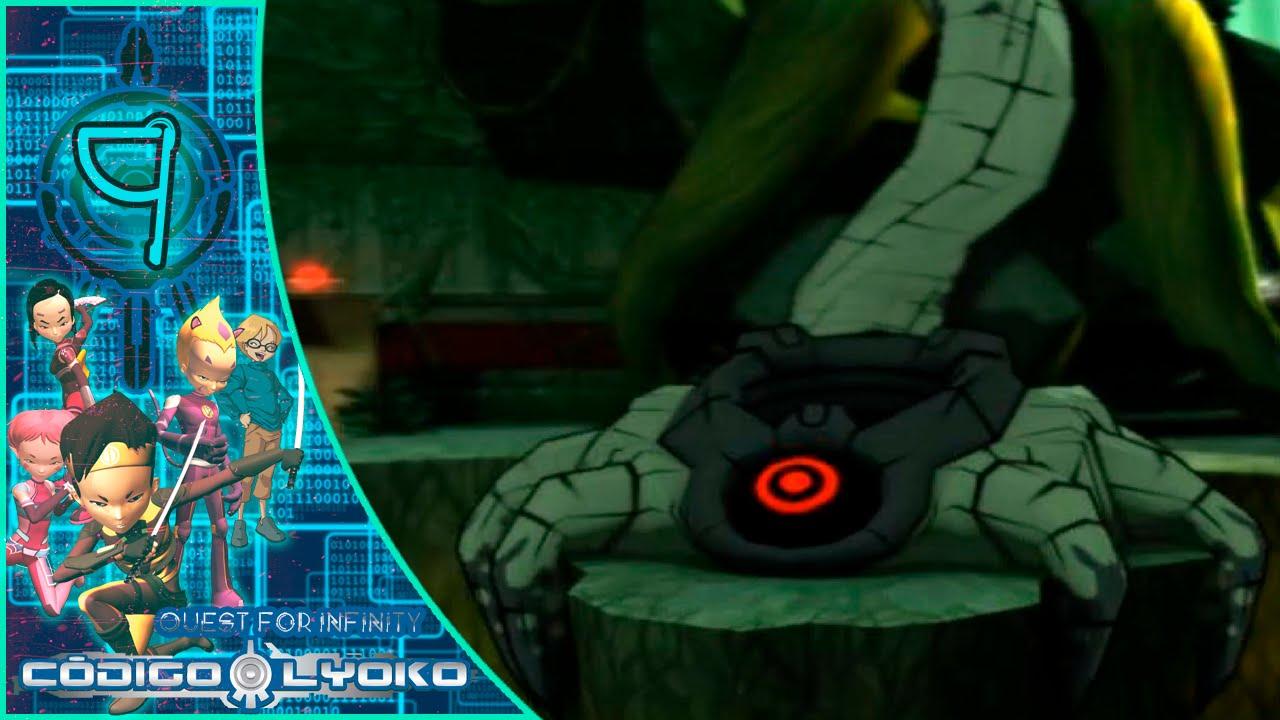 Code Lyoko Quest For Infinity  Captulo 9  El superordenador de