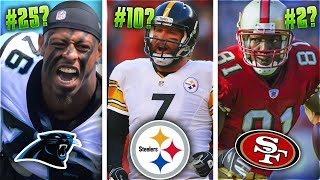All 32 NFL Teams MOST HATED Player of All-Time RANKED