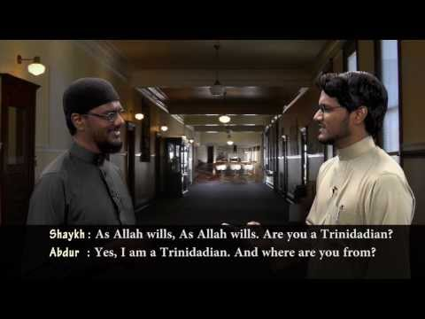 Lessons In Arabic {SEASON 01} - Shaykh Munaf  ; Conversation - Introduction ~ episode 01