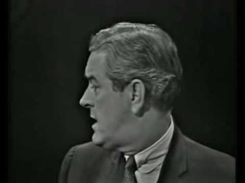Texas Governor John Connally Tells It  Like It Was