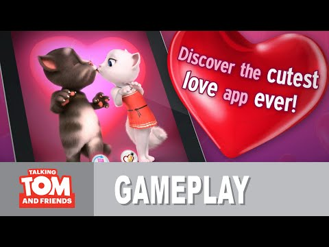 Tom's Love Letters - Gameplay Trailer