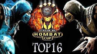 Mortal Kombat XL: Kombat Cup - Full Tournament! [TOP16 ft.: Dragon, Scar, SonicFox, Shujinkydink]