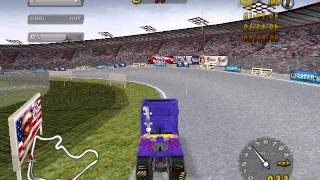 Rig Racer 2 (PC Demo) Gameplay