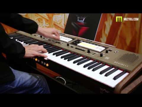 Nagrania dla muzykuj.com – Dexibell Classico L3 – musikmesse 2017 gra: Kamil Barański www.muzykuj.com