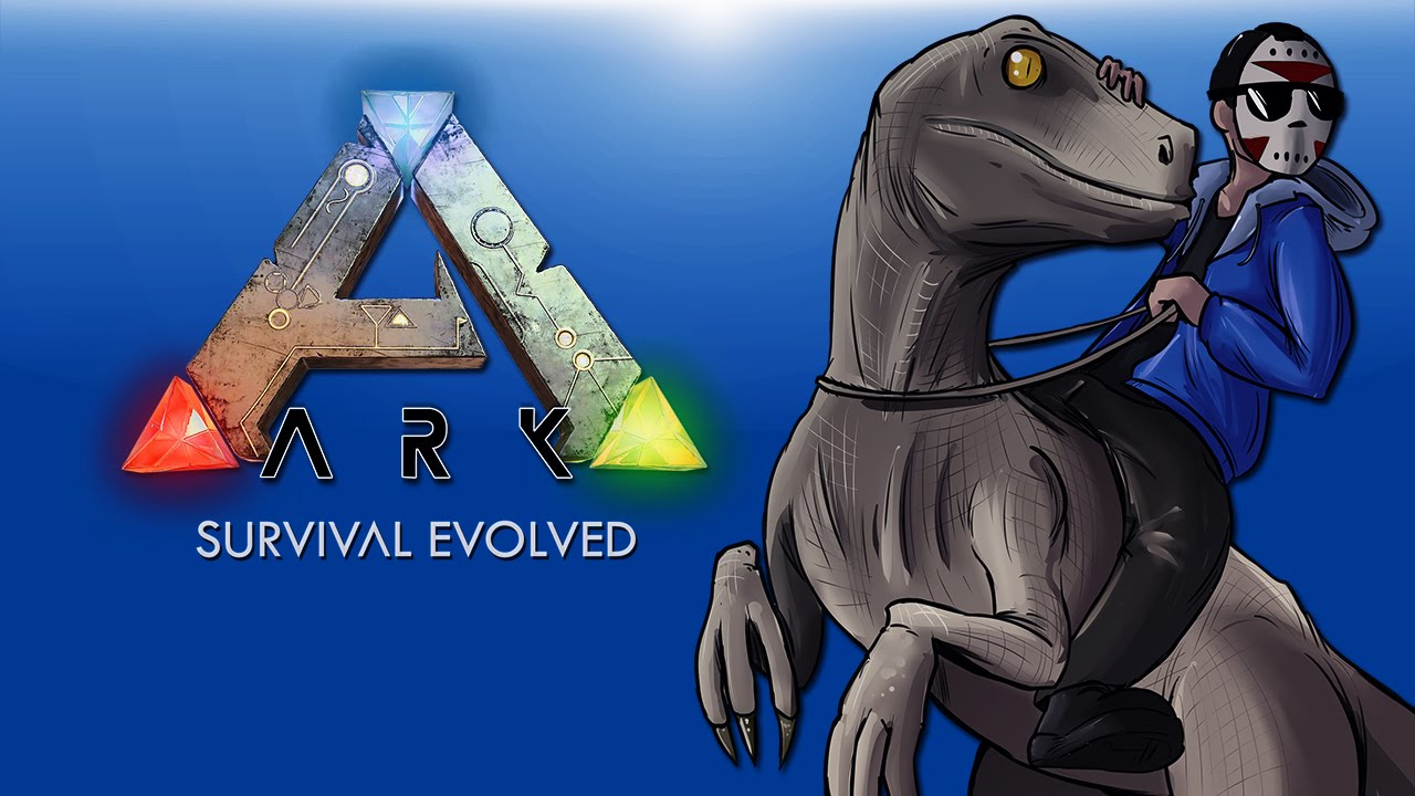 Ark Survival Evolved EP .4 (Our Adventure begins!!!)