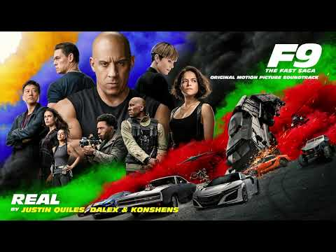 Download Justin Quiles, Dalex & Konshens - Real (Official Audio) [from F9 - The Fast Saga Soundtrack]