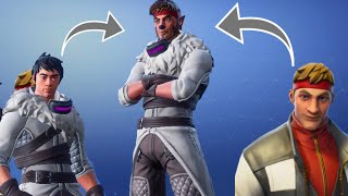 HOW TO COMBINE TWO SKINS IN FORTNITE (GLITCH) *trailer*