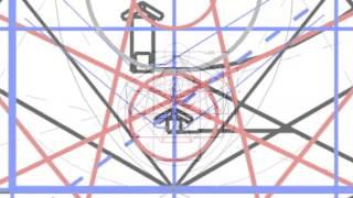 Squaring The Circle Phi Rectangle Great Pyramid