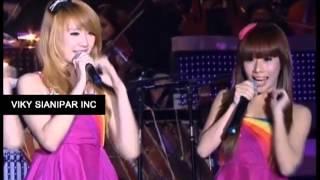 Viky Sianipar inc.  Harmony Sctv    Dilema-Love Is You-Beautifull   Viky Sianipar feat. Cherrybell