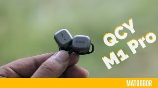 QCY M1 Pro Magnetic Earphone