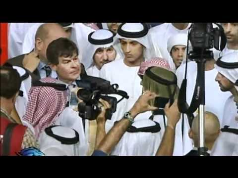 DUBAI WORLD CUP WINNER MONTEROSSO MARCH 2012