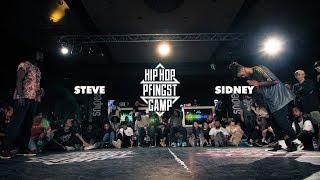 Steve vs  Sidney   Hip Hop Semifiinal 2   Hip Hop Pfingstcamp 2018   BOTY X HPC 2018
