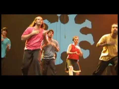 Barbatuques - Barbapapa´s Groove