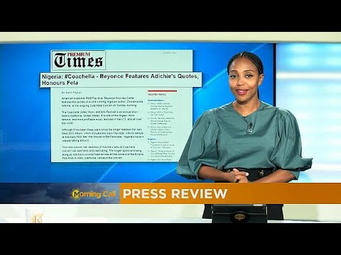 Press Review of April 16, 2018 [The Morning Call]
